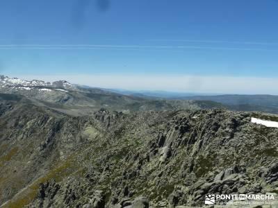 La Mira - Los Galayos (Gredos);viaje puente de mayo viajes en mayo fotos senderismo